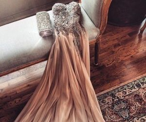 dress, Prom, and luxury image