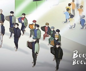 boom boom and Seventeen image