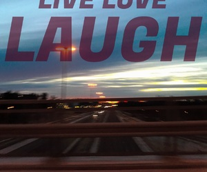 easel, laugh, and live image