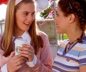 Clueless, 90s, and film image