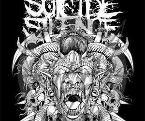bands, metal, and deathcore image