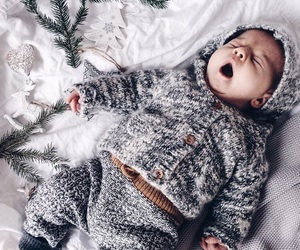 baby, holiday, and cute image