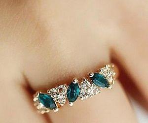 diamante, anillo, and diamond image
