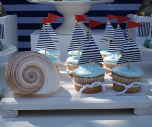 nautical and party image