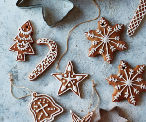 biscuits, Cookies, and christmas image