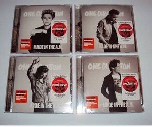albums, deluxe, and 1d image