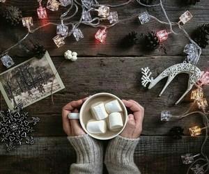 celebration, light, and marshmallow image