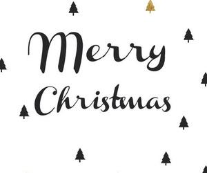christmas, merry, and merry christmas image