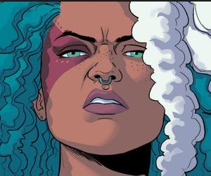 comics, Laura, and persephone image