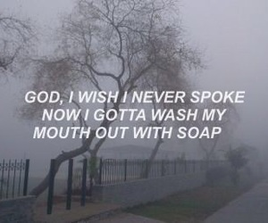 soap, melanie martinez, and Lyrics image