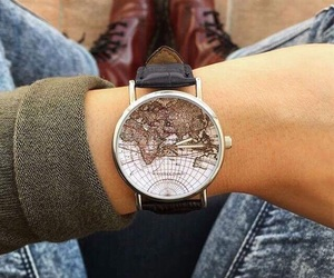 watch, world, and stylé image