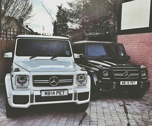 black, cars, and lux image
