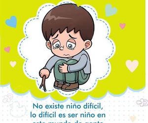 infancia, vida, and frases español image