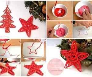 diy, christmas, and stars image