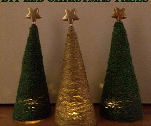 beautiful, christmas, and christmas tree image