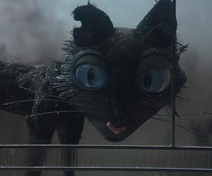 coraline, cat, and movie image