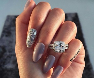 nails, jewellery, and accessories image