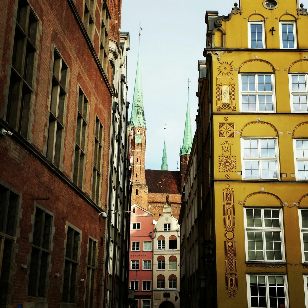 beautiful, travel, and gdansk image
