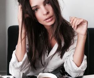 model, emily ratajkowski, and beauty image