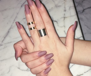 fashion, glam, and rings image