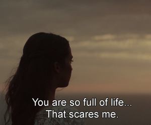 life, words, and the light between oceans image
