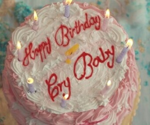 cry baby, melanie martinez, and cake image