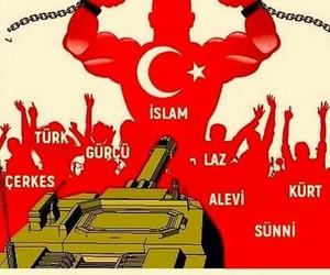 islam, kurt, and turk image