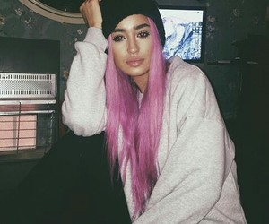arabic, fashion, and hair image