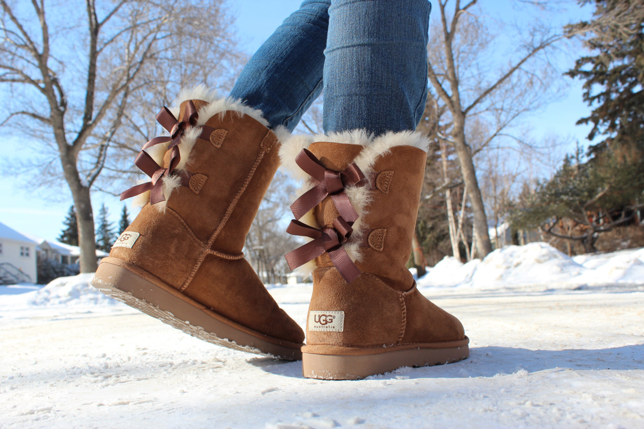 Are Uggs Cool Again