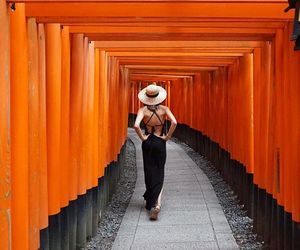 fashion blogger, fashion, and kyoto image
