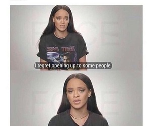 quotes, rihanna, and facts image