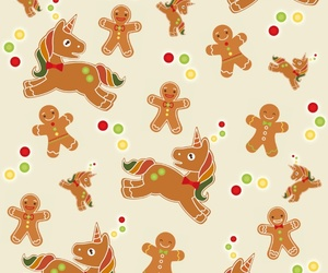 background, christmas, and Cookies image