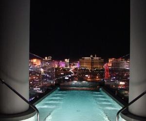 pool, city, and Playboy image