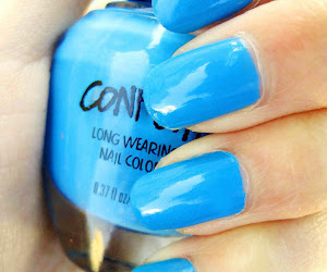 beauty, blue, and nails image