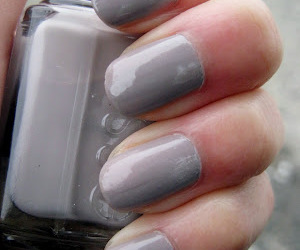 beauty, essie, and taupe image