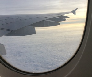 !, clouds, and fly image