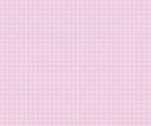 grid, pink, and white image
