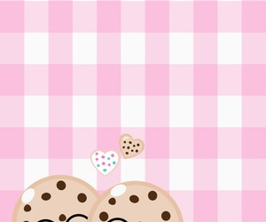 Cookies and wallpaper image