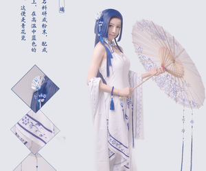 beautiful cosplay girl, chinese clothes cosplay, and nikki in wondeland image