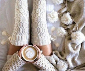 coffee, relax, and christmas+ image