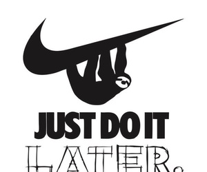 inspiration, nike, and quotes image