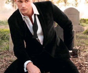 alexander skarsgard, sexy, and true blood image