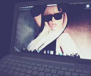 Lady gaga and mac image