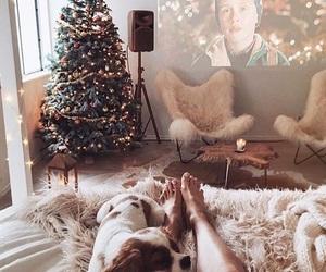 christmas, home, and movie image