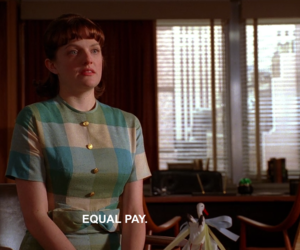 equal rights, feminism, and feminist image