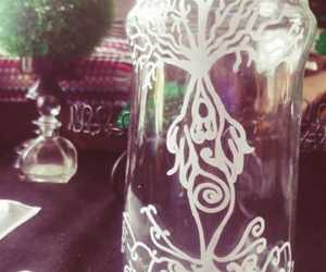 candles, wicca, and diy image