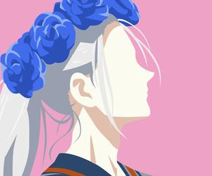 anime, minimalist, and anime boy image