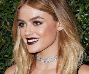 serie, lucy hale, and pll image