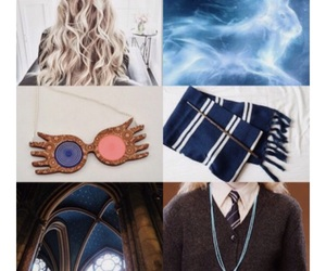 blue, draco malfoy, and expecto patronum image