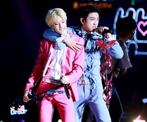 kpop, park jinyoung, and mark tuan image